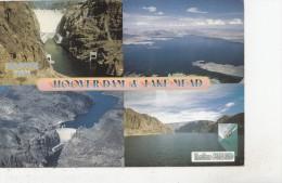 BF26788 Hoover Dam Lake Mead  Nevada USA Front/back Image - Etats-Unis