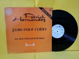 """Patrick Hernandez""""Maxi 45t""""Fais Moi Calin""""Promo Collector - 45 T - Maxi-Single"""