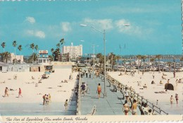 BF26846 Clearwater Beach The Popular Pier At Beautifull  USA Front/back Image - Clearwater
