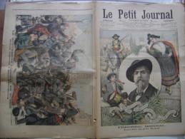 1904 LE PETIT JOURNAL 736 Frederic Mistral prix Nobel mouvement liberal en Russie bagarres a St Petersbourg