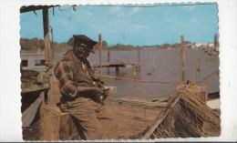 BF27185 Carolina Coast Georgetown Hilton Head Fishing USA Front/back Image - Etats-Unis