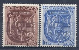 140015365  RUMANIA YVERT  Nº  737/8  **/MNH - Unused Stamps
