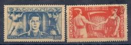 140015368  RUMANIA YVERT  Nº  867/8  **/MNH - Unused Stamps