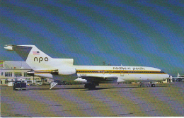 Northern Pacific Airlines Boeing 727-51 - 1946-....: Moderne