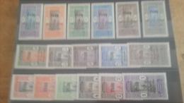 LOT 224166 TIMBRE DE COLONIE TOGO NEUF* N�84 A 100 VALEUR 75 EUROS