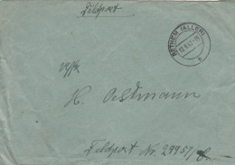 1942 Rethem Aller GERMANY Feldpost Forces COVER To Feldpost 299751 Military - Cartas