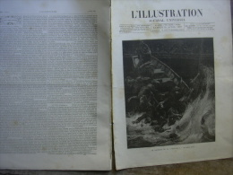 L'ILLUSTRATION 2304 NAUFRAGE DE LA VICTORIA/ PHARE D'AILLY/ FETE AMSTERDAM/ DIAMANTS COURONNE 23 Avril 1887 - Journaux - Quotidiens