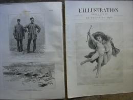 L�ILLUSTRATION 2305 LE SALON DE 1887 ET L�AFFAIRE DE PAGNY