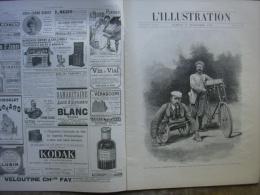 L�ILLUSTRATION N� 3001 EVENEMENTS DE CHINE/ MARIAGE ROI SERBIE/ ILES EOLIENNES/ EXPOSITION 1er  septembre 1900