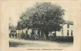 Mai14 1501: Losne  -  Maison Dieu  -  Café Niquet - Non Classificati