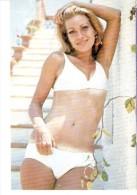CALENDARIO DEL AÑO 1974 DE UNA CHICA SEXI (NUDE) (CALENDRIER-CALENDAR) - Tamaño Pequeño : 1971-80