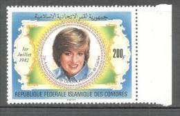 Komoren - Comores 1982 - Michel Nr. 658 ** - Komoren (1975-...)