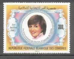 Komoren - Comores 1982 - Michel Nr. 659 ** - Komoren (1975-...)