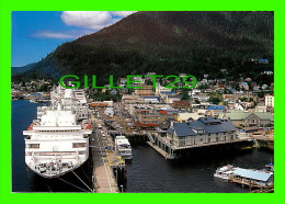 KETCHIKAN, ALASKA - AERIAL OF THIS SEAPORT CITY  - PHOTO, JOE LUMAN - ARTIC CIRCLE ENTERPRISES - - Other