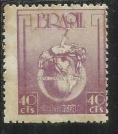 BRAZIL - BRASIL - BRASILE - BRÉSIL 1948 AGAINST LOTTA CONTRO IL CANCRO ANTI-CANCER PUBLICITY  MNH - Brésil