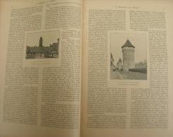 A TRAVERS LE MONDE 1900N�11:VILLES DE TRANSYLVANIE HERMANNSTADT/MARIES ROUMAINS/RUSSIE ET ANGLETERRE EN AFGHANISTAN