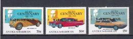 BARBUDA 1987 CAR LAGONDA V-12 CADDILAC MERCURY SABLE CARL BENZ - Coches