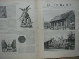 L�ILLUSTRATION N� 3010 CHINE / MARTIGUES/  3 novembre 1900