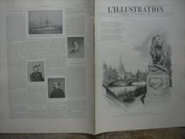 L�ILLUSTRATION N� 3011 EXPOSITION / CHINE/ AVIGNON/ ARAMON/  10 novembre 1900
