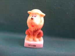 Féve */ LE  LION  ,Féves, Féve Ancienne (TPL3.2) - Animaux