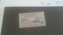 LOT 224261 TIMBRE DE FRANCE OBLITERE N�166 VALEUR 16,5 EUROS