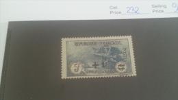 LOT 224266 TIMBRE DE FRANCE OBLITERE N�232 VALEUR 110 EUROS