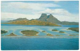 POLYNESIE FRANCAISE - ISLE DE BORA-BORA / WITH FIJI THEMATIC STAMP-BIRDS - Polinesia Francese