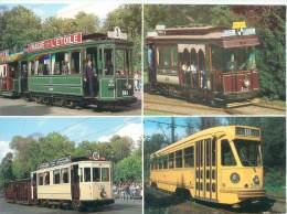CPM - BRUXELLES - Transport En Commun - Motrices - Transport Urbain En Surface