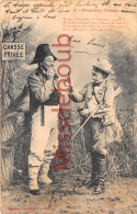 Chasse Privée - Première Chasse   N°6   - Bergeret  - 2 Scans - Bergeret