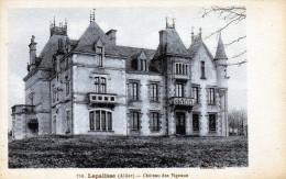- CPA - 03 - LAPALISSE - Château Des Vignaux - 893 - Lapalisse