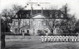 - CPA - 03 -  MONTLUCON - La Sous-Préfecture  - 904 - Montlucon