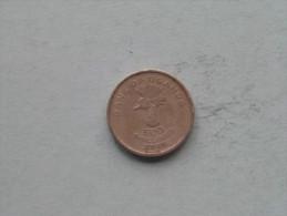 500 Shilliings - 2008 / KM 69 ( Uncleaned - Details Zie Foto´s ) ! - Oeganda