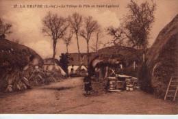 St-Lyphard.. Animée.. Le Village De Pélo.. La Brière - Saint-Lyphard