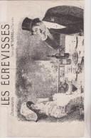 (fin  Se)les écrevisses; DUPARC , Paroles : VILLEMER DELORMEL , Musique : LUCIEN COLLIN - Partitions Musicales Anciennes