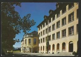 FTAN Engadin Töchterinstitut Detailansicht 1970 - GR Grisons