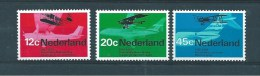 Pays Bas Timbres  De 1968  N°874 A 876  Neuf ** - Period 1949-1980 (Juliana)
