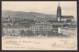 CROATIA - Zagreb, Year 1899, Church - Kroatië