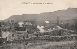 LESSOUTO - VUE GENERALE DE LA SEBAPALA - Lesotho