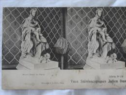 Notre Dame De Paris Carte Stereoscopique Julien Damoy Série N18 - Notre Dame De Paris