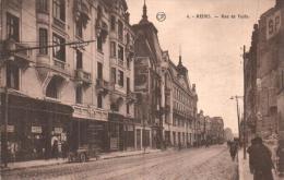 51 REIMS RUE DE VESLE PAS CIRCULEE - Reims