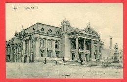CPA: Roumanie - Jasi - Teatrul National - Roumanie