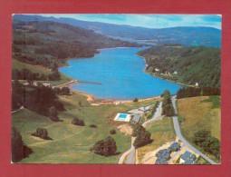 CPM  FRANCE  34  -  LA SALVETAT-sur-AGOUT  -  1027  Vue Aérienne Sur Le Lac   ( Apa-Poux 1978 ) - La Salvetat