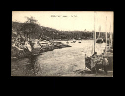 29 - PONT-AVEN - Bateau - - Pont Aven