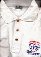 Theme Pompier Sweet Tee-shirt Taille XL Coeur De Sapeur UDSP Haut Rhin - Firemen