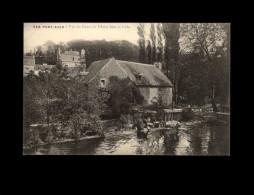 29 - PONT-AVEN - Moulin à Eau - Lavandières - Laveuses - Pont Aven
