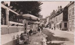 R : Nièvre :  COSNE  :  Rue    Général  Leclerc - Cosne Cours Sur Loire