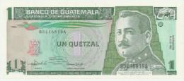 Guatemala 1 Quetzal 16.7.1992 Pick 80 UNC - Guatemala