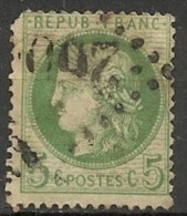 Timbres - France - 1871-1875 - Cérès - 5 C. - N° 53 -