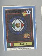 ITALIA...SCUDETTO..PANINI  ESPANA 82....FOOTBALL..TRADING CARDS..FIGURINE. ..CALCIO - Panini