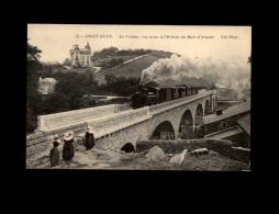 29 - PONT-AVEN - Train - Pont Aven
